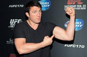 Celebrities Attend UFC 170 – Rousey v McMann