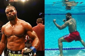 Tyron-Woodley-Boxing-Training