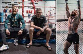 Conor-McGregor-Training-Camp-pour-Donald-Cerrone-1