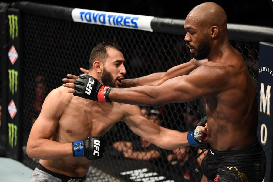 Dominick Reyes aura une revanche épique contre Jon Jones