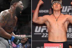 Curtis Blaydes vs Alexander Volkov-UFC