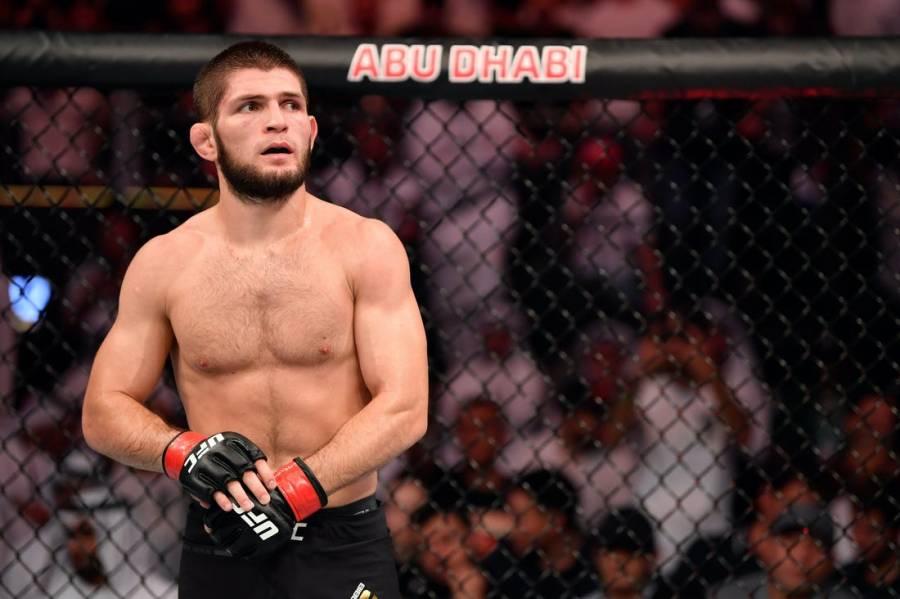 Khabib Nurmagomedov se battra n'importe où dans le monde pour l'UFC 249