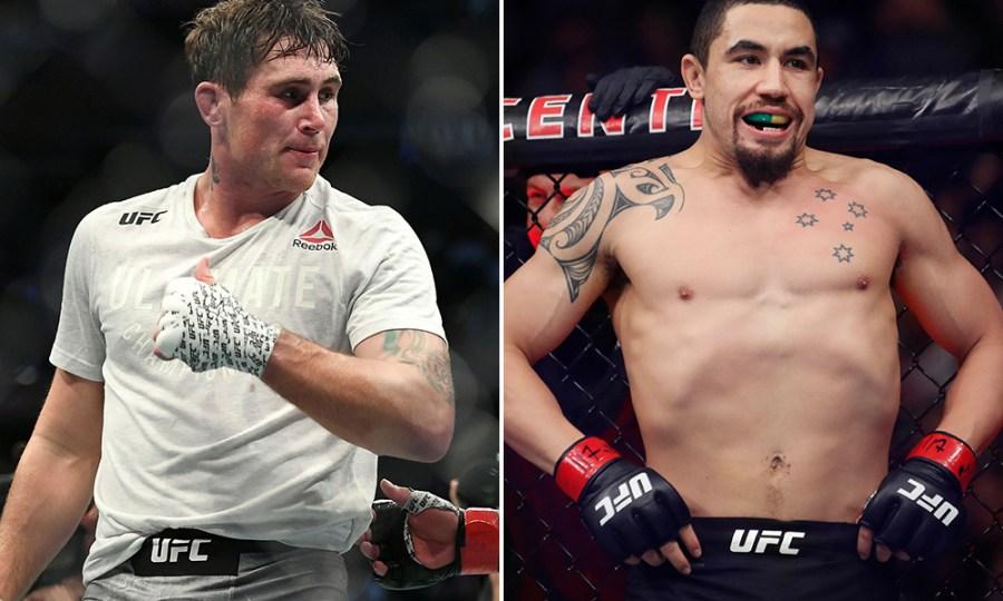 Darren Till devrait affronter Robert Whittaker à l'UFC Dublin