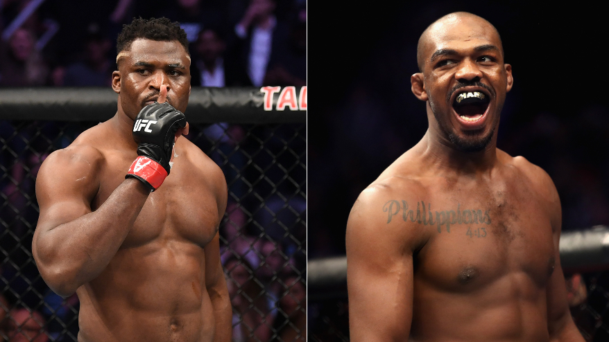 Francis Ngannou donne son point de vue sur l'affaire Jon Jones