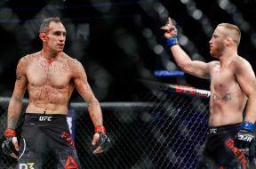 Justin-Gaehje-Tony-Ferguson-UFC