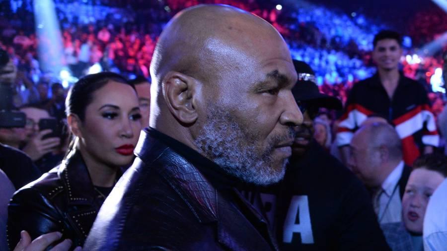 Mike Tyson veut beaucoup d'argent pour affronter Fury !