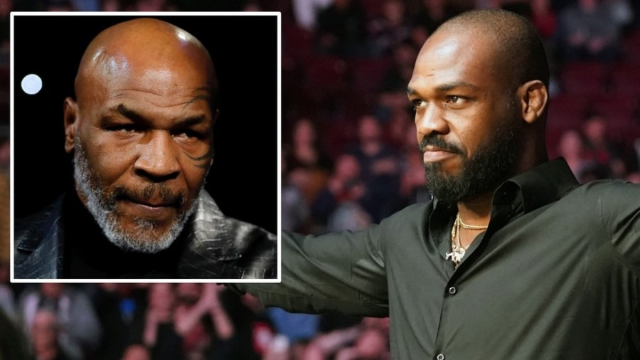 Jon Jones répond à Mike Tyson