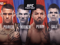 résultats-ufc-on-espn-12-poirier-vs-hooker