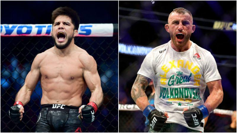 Henry Cejudo veut affronter Alexander Volkanovski pour être le GOAT du MMA