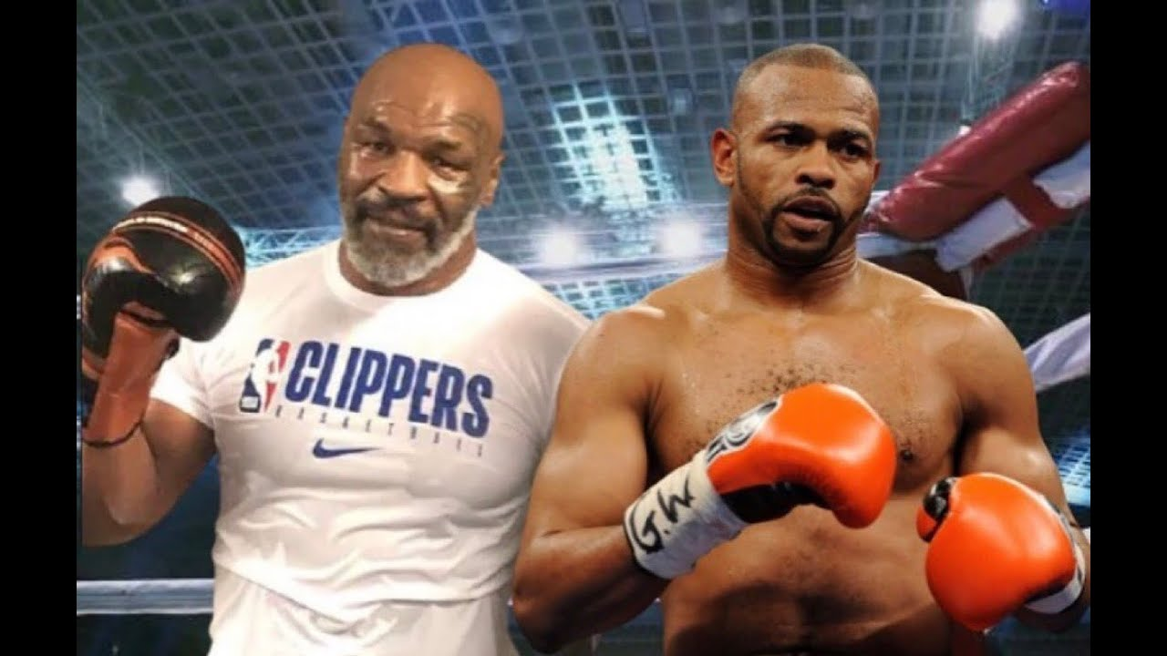 Tyson Vs Jones Jr