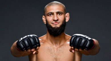 Khamzat-Chimaev – UFC