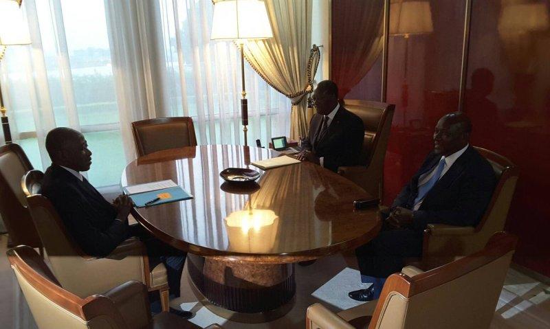 Amadou Gon Coulibaly et Ouattara1