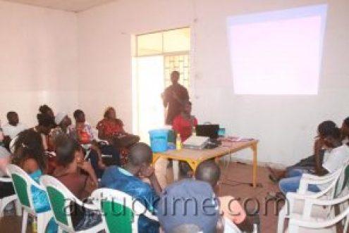Formation des acteurs culturels de Tambacounda