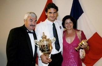 Parents de Roger Federer