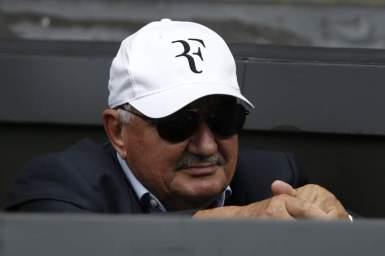 Robert Federer (Papa)