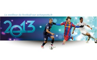 Bonne année football 2013 ;)