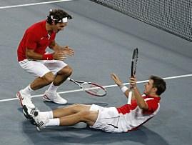 Federer Wawrinka Live