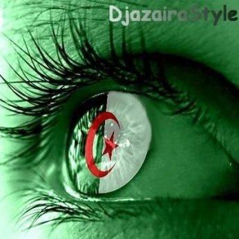 Images de fans de l'Algérie