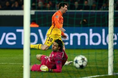 PSG vs FC Barcelone