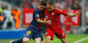 Barcelone-Bayern Munich streaming Messi