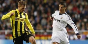 C. Ronaldo Match Borussia Real (phase de groupe)