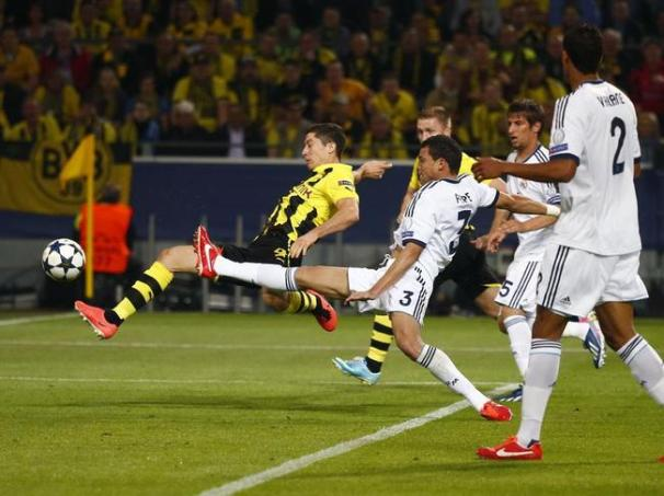 Real Madrid-Borussia Dortmund streaming live
