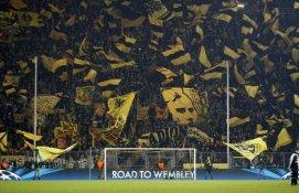 Supporters du Borussia.. des vrais !