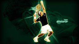 tennsi fond d'ecran Roger Federer