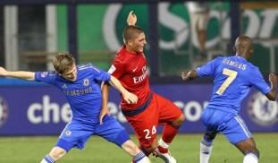 Vidéo buts PSG Chelsea