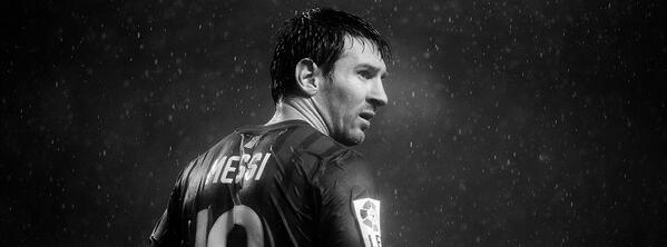 Lionel Messi Ballon d'Or 2014