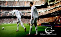 Wallpaper HD Cristiano Ronaldo Real Madrid