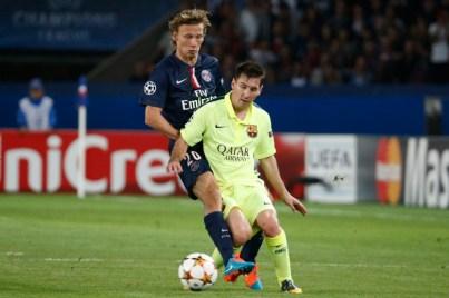 Messi PSGBARCA