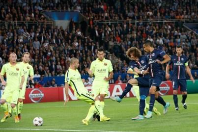 goal david Luiz photo