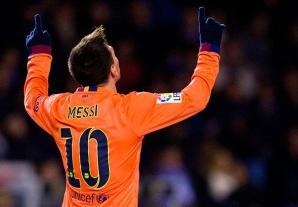 revenus de lionel Messi