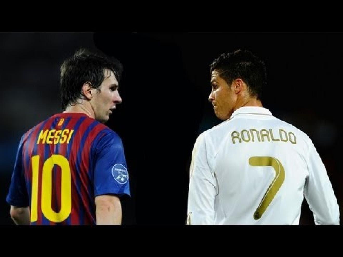 Cristiano Ronaldo vs. Lionel Messi - Football sports - le ...
