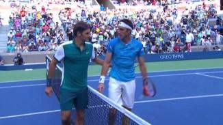 1er tour Federer VS. Mayer 6-1 6-2 6-2