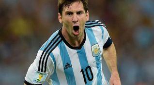 vidéo goal Messi Argentine Mexique