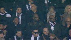 Ronaldo match PSG real tribune