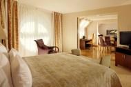 Rafa Nadal dans un hôtel de Luxe à Bâle