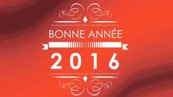 bonne année 2016 voeux