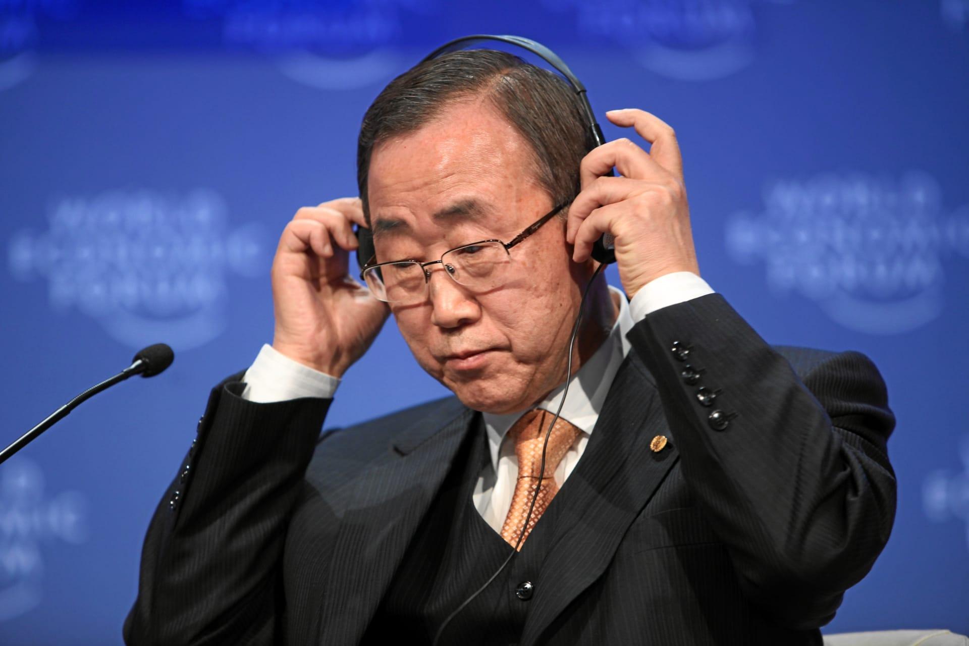 UN-Generalsekretär Saudi-Arabien