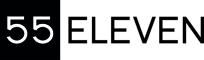 55eleven logo