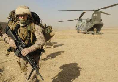 Afghanistan War - Matthew Hoh