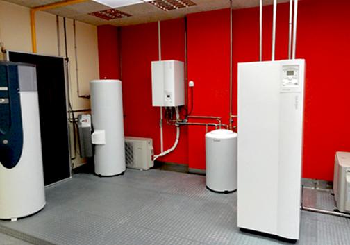 servicio de calefaccion
