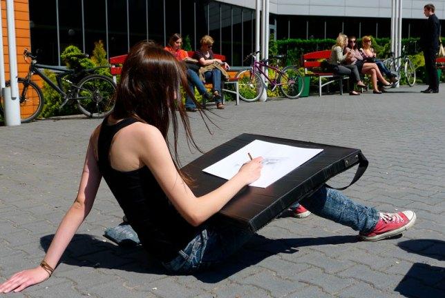 Urban Sketchers, dibujar la vida.