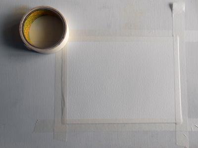 Encintado papel