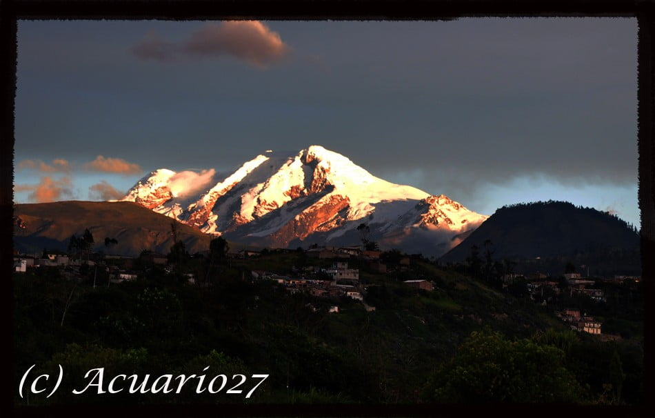 Cayambe: Foto Acuario27
