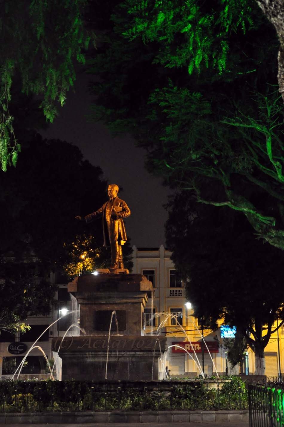 Parque 9 de Octubre.- Foto Acuario27