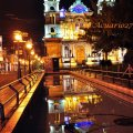 Reflejos.- Iglesia del Jordan Otavalo Acuario27