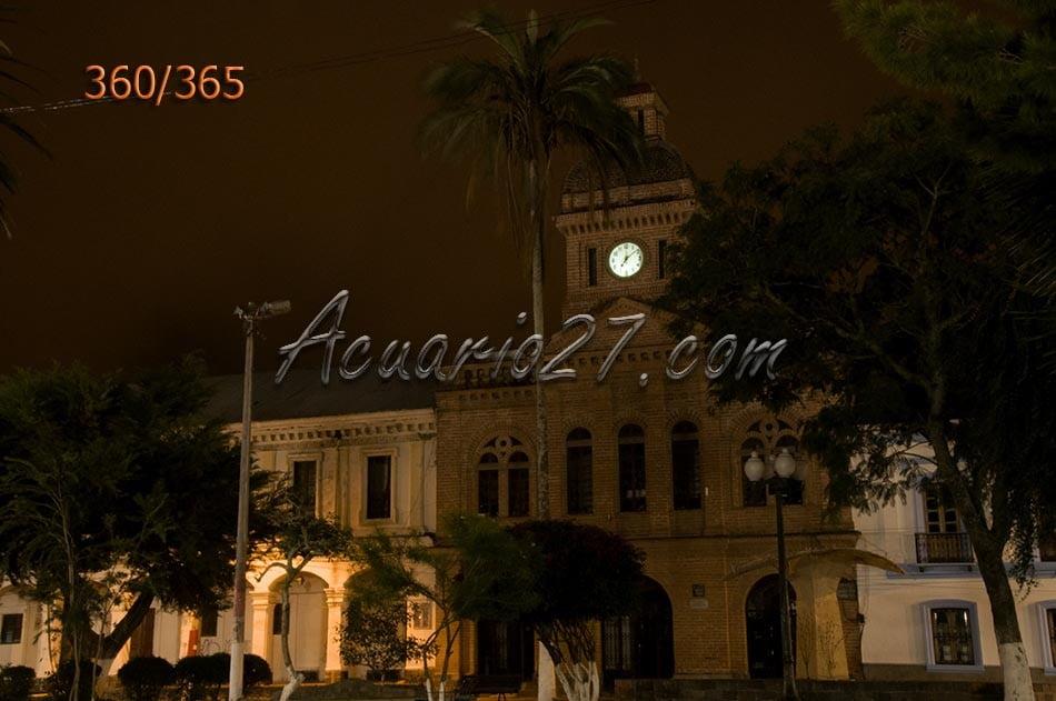 Torreón, en Ibarra.